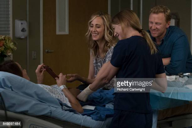 S ANATOMY 'Break Down the House' Meredith and the team are focused on helping Owen's sister after her shocking return and Amelia faces a conflict...