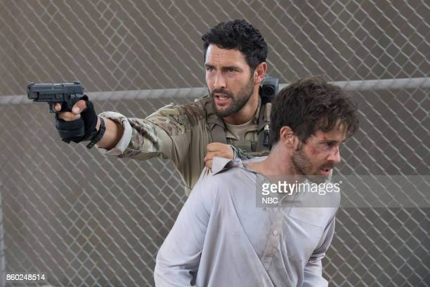THE BRAVE 'Break Out' Episode 104 Pictured Noah Mills as Sergeant Joseph 'McG' McGuire Connor Paolo as Nate