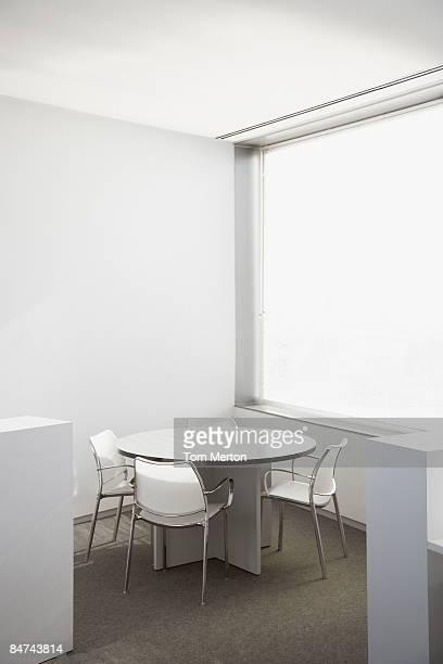 Break room in office
