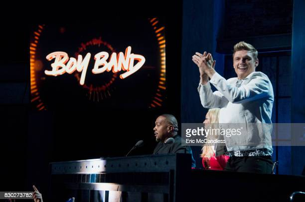 BOY BAND Break Up Week The remaining 11 boy band hopefuls pull at the heartstrings as they take on iconic break up songs We follow three new bands as...