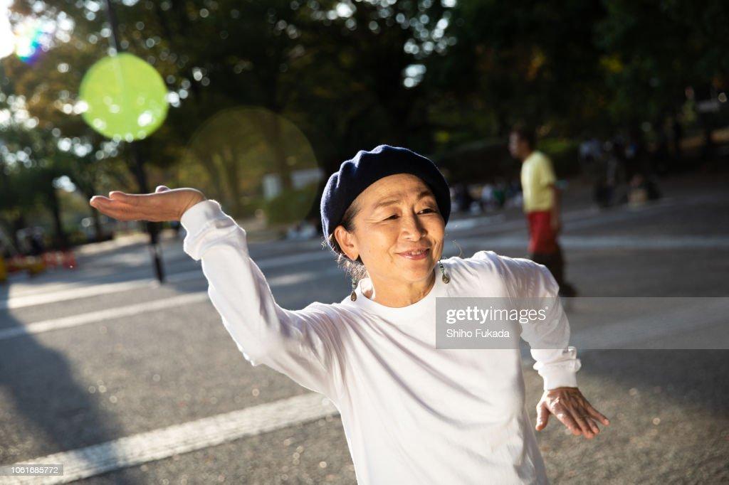 Breakdancer : Stock-Foto