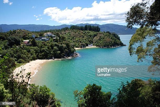 Breakers Bay, Kaiteriteri, Tasman, New Zealand