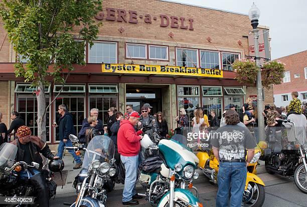 Breakfast at Oyster Run 9-23-12
