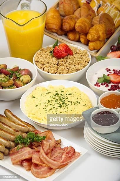 Frühstücksbuffet Frühstücksbüfett