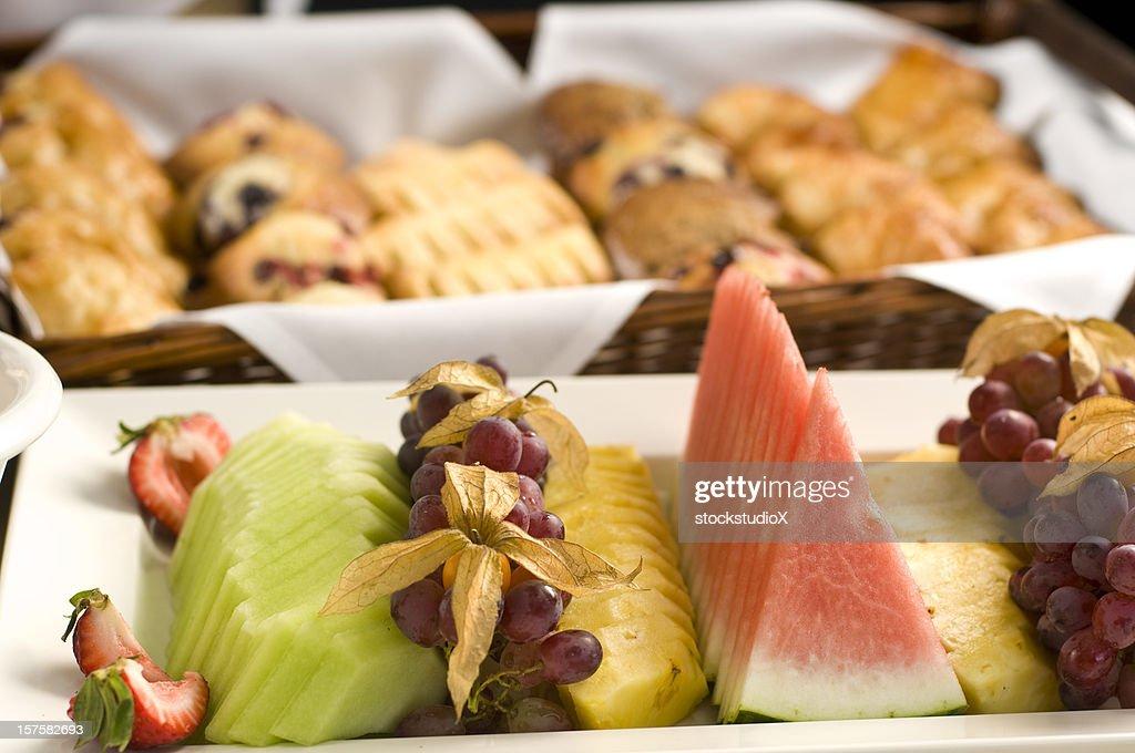 Breakfast Buffet : Stock Photo