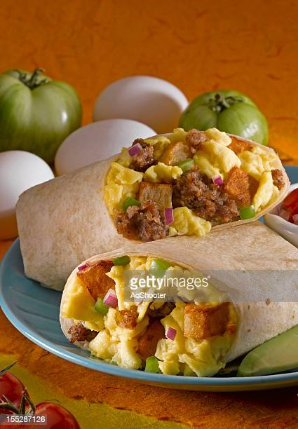 Pequeno-almoço Burrito