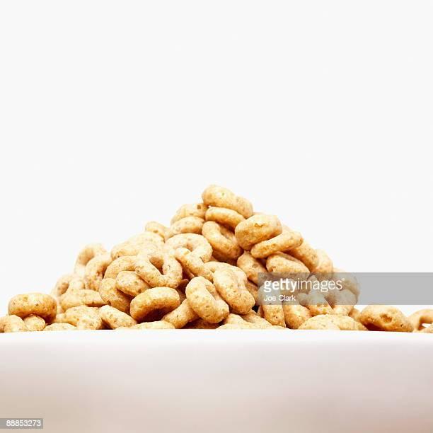 Breakfast cereals in bowl