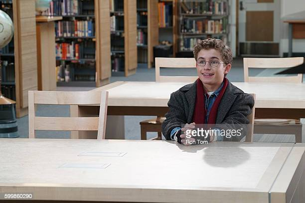 THE GOLDBERGS 'Breakfast Club' Adam works on his new persona for the first day of high school that he hopes will up his coolness level Meanwhile...