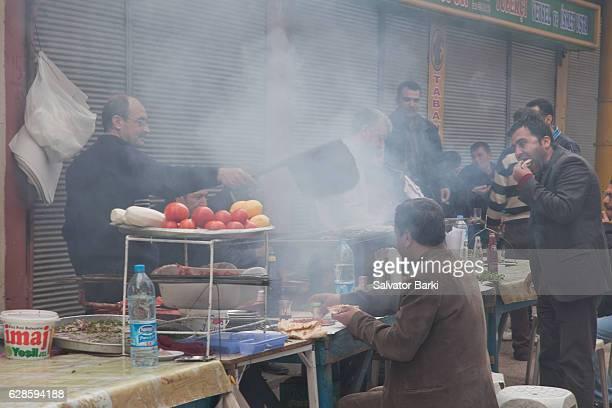 Breakfast in Adana