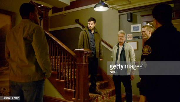 GRIMM 'Breakfast in Bed' Episode 606 Pictured David Giuntoli as Nick Burkhardt
