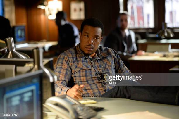 GRIMM 'Breakfast in Bed' Episode 606 Pictured Russell Hornsby as Hank Griffin
