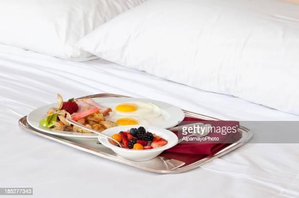 Breakfast in bed - I