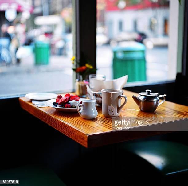 A Breakfast in Soho
