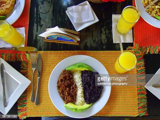 Breakfast in Venezuela