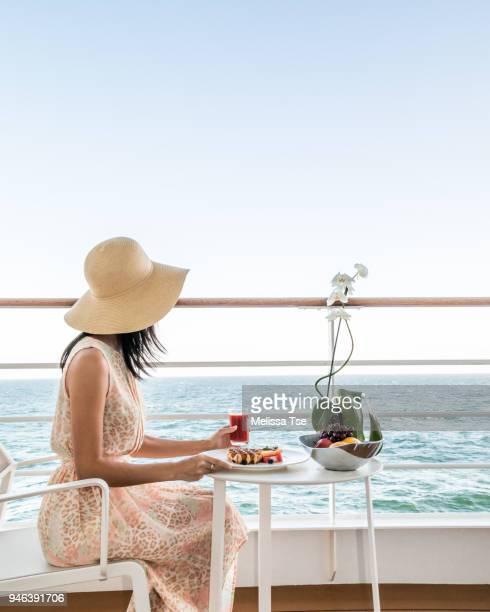Breakfast on Cruise