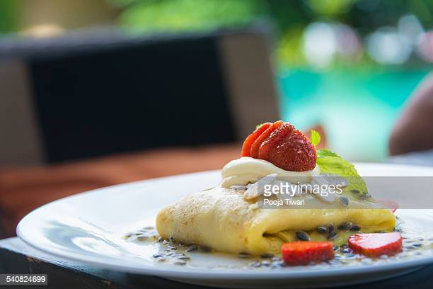 Breakfast Pancake
