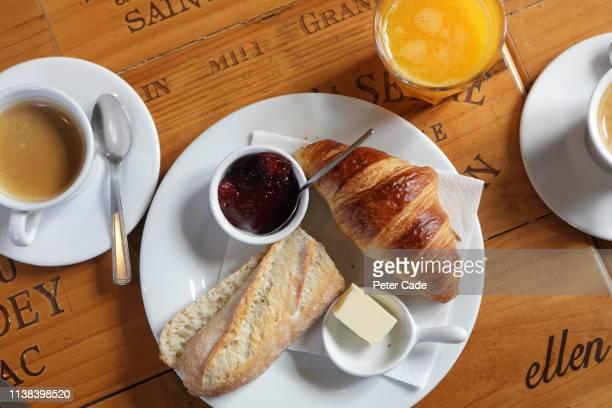 breakfast - ontbijt stockfoto's en -beelden