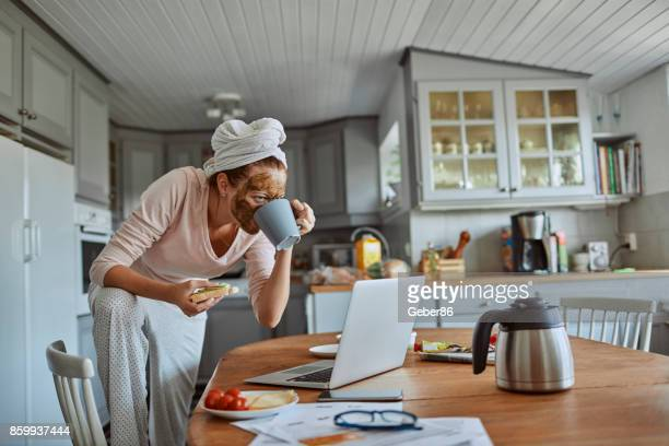breakfast - morning stock pictures, royalty-free photos & images