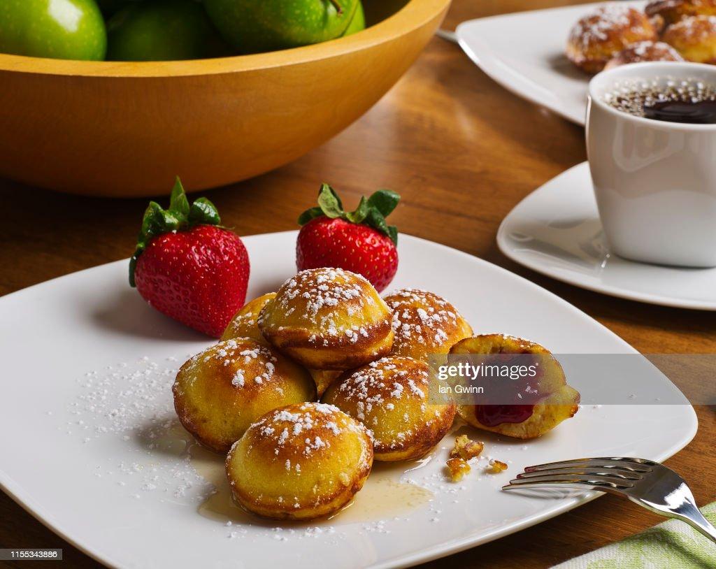 Breakfast Scene : Stock Photo