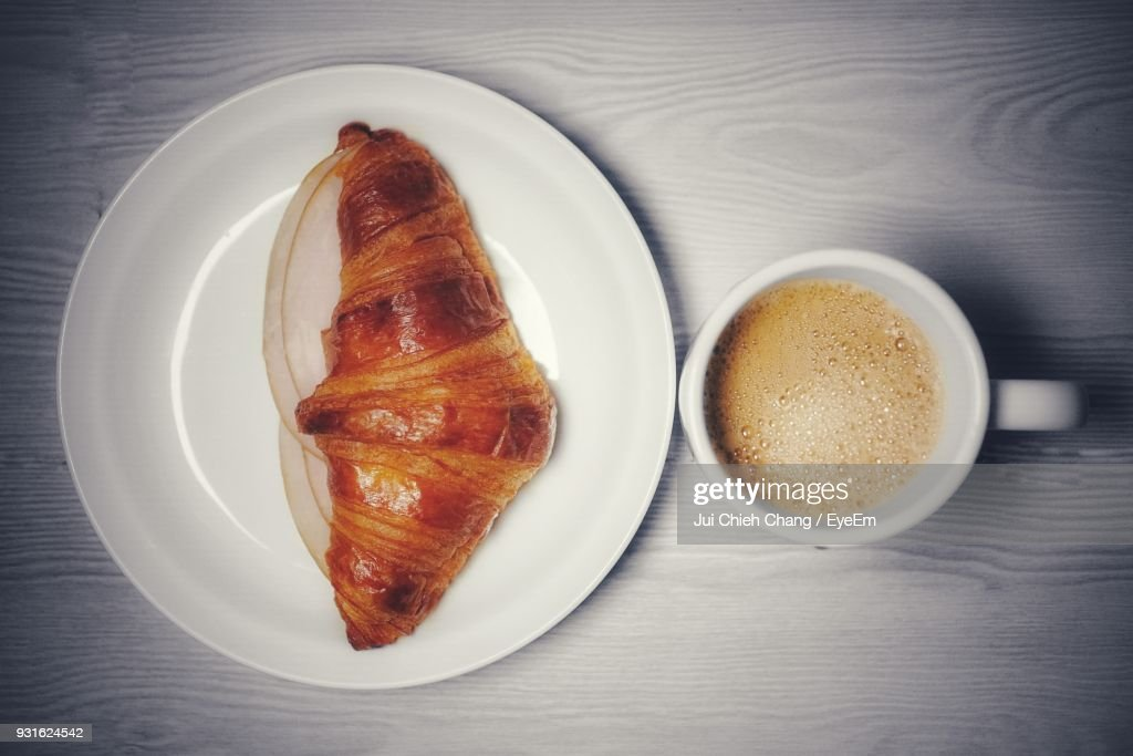 Breakfast Served On Table : Stock Photo