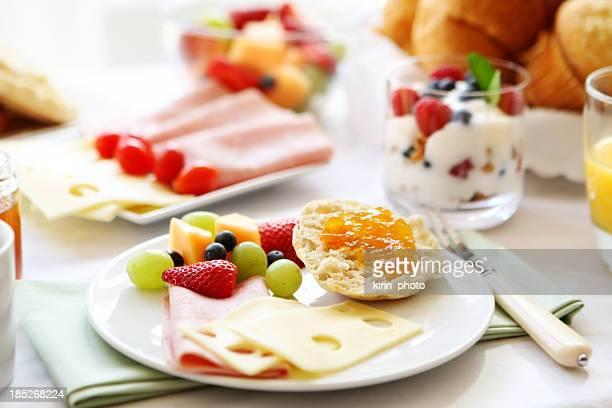 Frühstückstisch