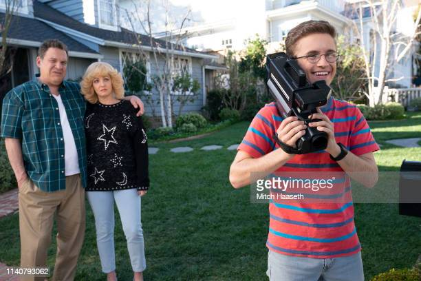 THE GOLDBERGS Breakin' When Adam unintentionally lets it slip that Barry never completed his community service requirement the brothers join together...