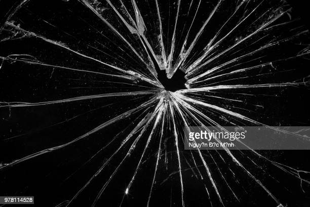 breaking - shattered glass stock pictures, royalty-free photos & images