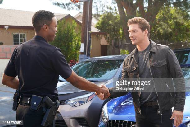 """Breaking Point"""" - Officer Nolan's trust is tested when he tries to help the previous owner of his home reconnect with his family. Meanwhile, Officer..."""