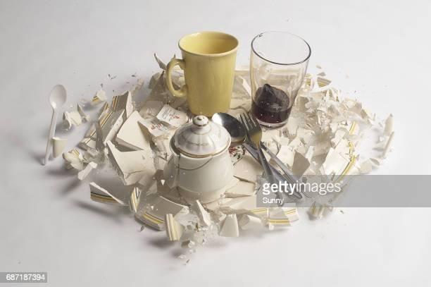 breaking Porcelain