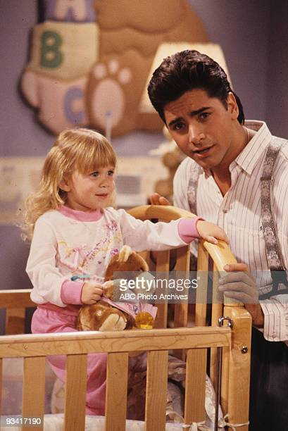 HOUSE 'Breaking Up is Hard to Do ' Season Three 10/6/89 Jesse taught Michelle not to be selfish during playtime with her friends