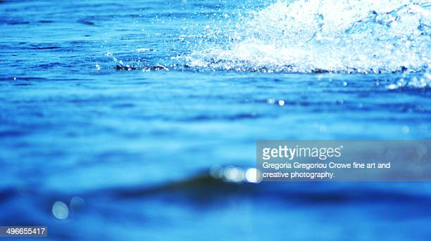 breaking wave - gregoria gregoriou crowe fine art and creative photography. stock photos and pictures