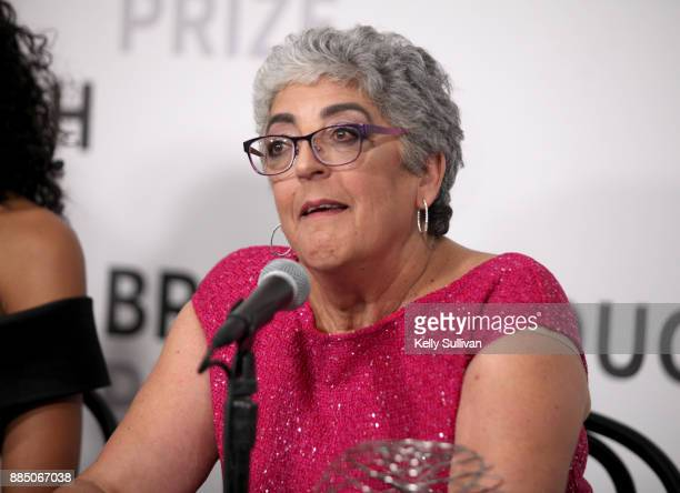 Breakthrough Prize in Life Sciences Laureate Joanne Chory attends the 2018 Breakthrough Prize at NASA Ames Research Center on December 3 2017 in...
