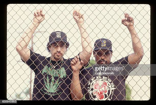 BReal and Sen Dog of Cypress Hill