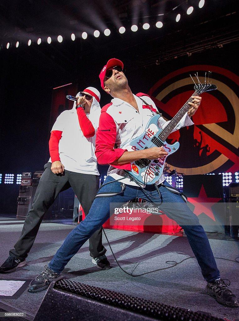 Prophets Of Rage In Concert - Clarkston, MI
