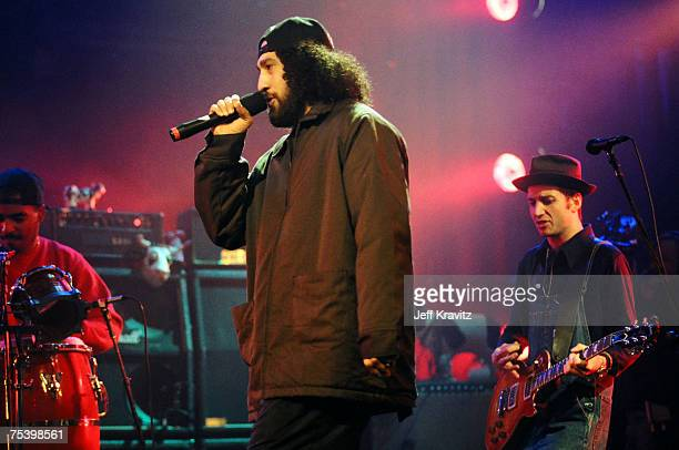 BReal of Cypress Hill performs with Pearl Jam