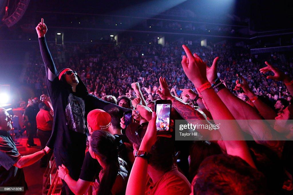 Prophets Of Rage In Concert - New York City