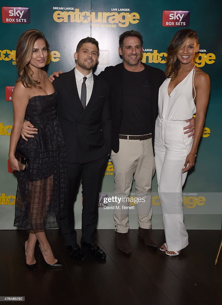 """Entourage"" - European Premiere - After Party"