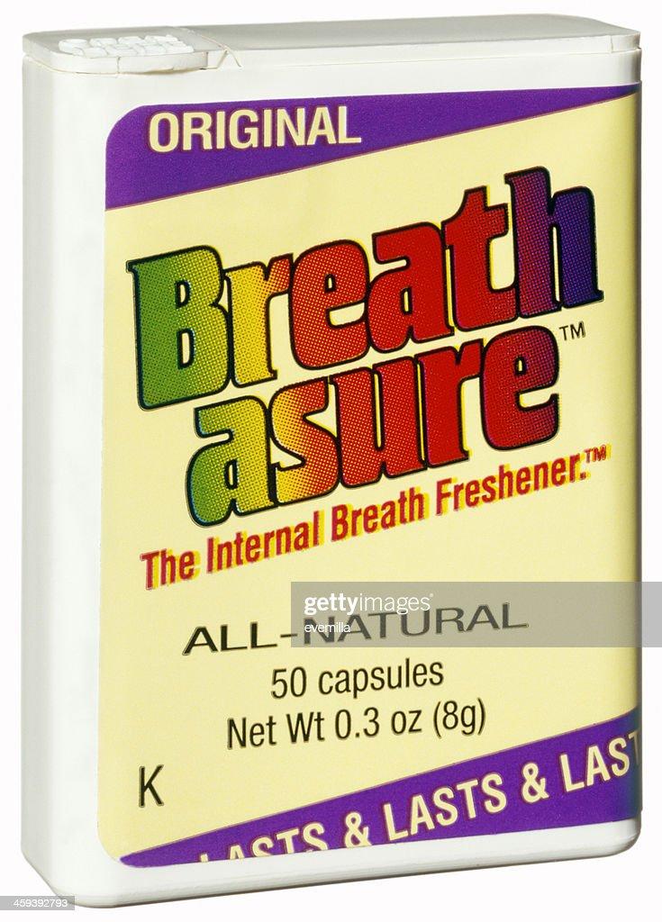 Breath Freshener : Stock Photo