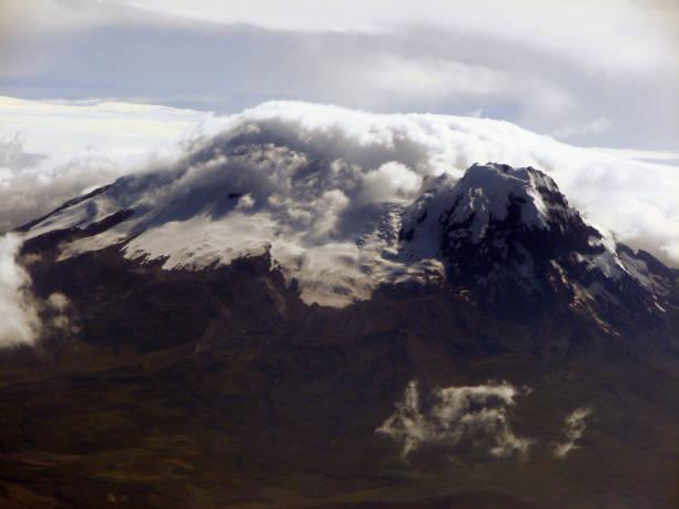 Breath Taking Snow-Capped Mountain Range
