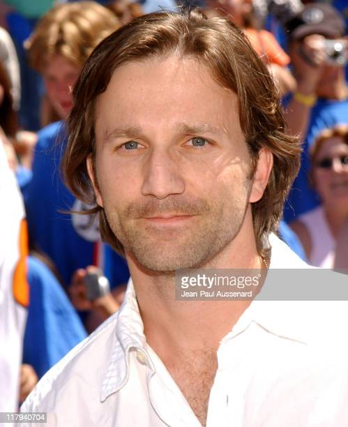 Breckin Meyer during 'Herbie Fully Loaded' Los Angeles Premiere Arrivals at El Capitan Theater in Hollywood California United States