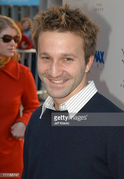 Breckin Meyer during Miramax Films Premiere of 'Pinnochio' at The Grove in Los Angeles California United States
