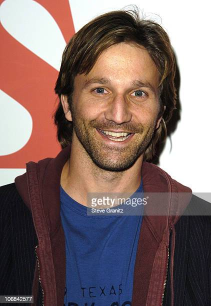 Breckin Meyer during Ms Magazine Celebrates Kathy Najimy as One of its '2004 Women of The Year' Arrivals at The Spider Club in Hollywood California...