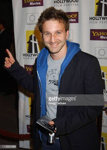 Breckin Meyer during 'The Ring' Premiere Opens The Hollywood Film Festival at The ArcLight Theatre in Hollywood California United States