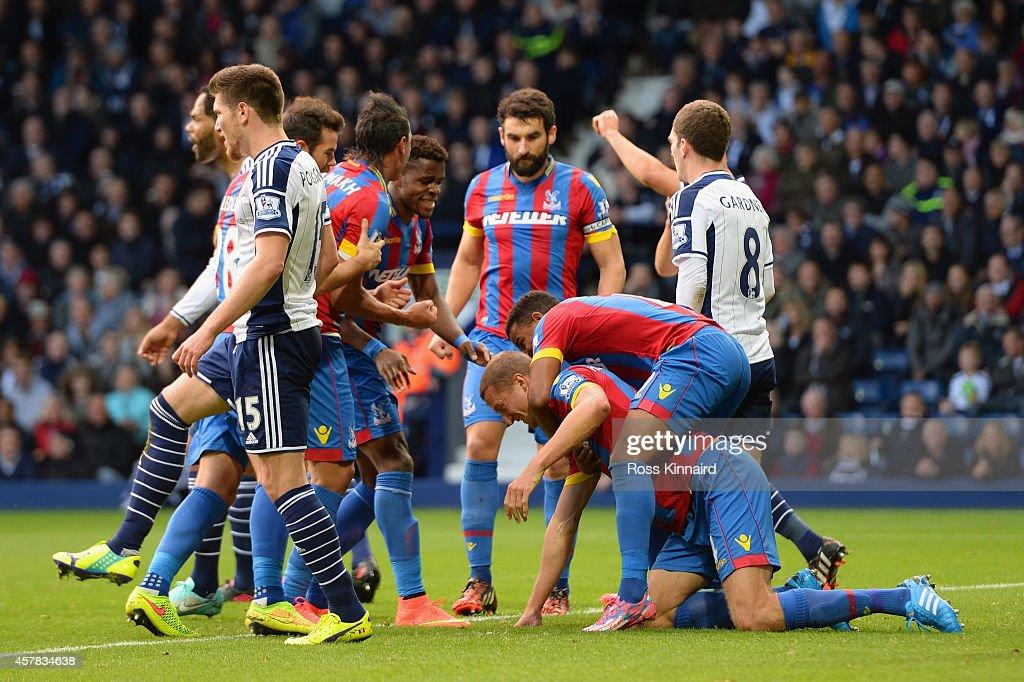 West Bromwich Albion v Crystal Palace - Premier League
