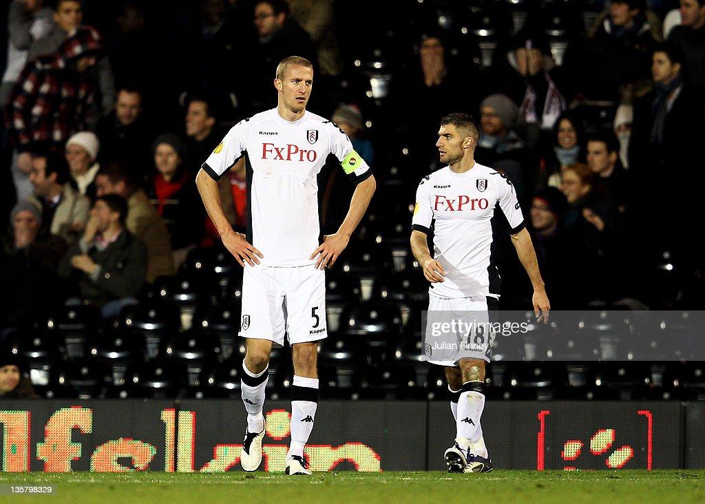 Fulham FC v Odense BK - UEFA Europa League : News Photo