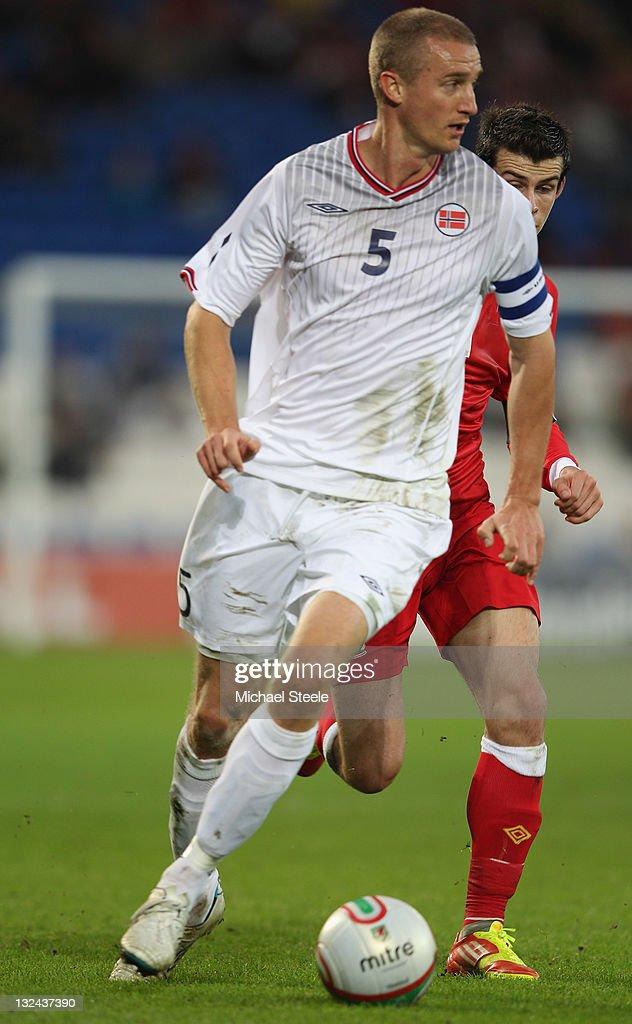 Wales v Norway - International Friendly