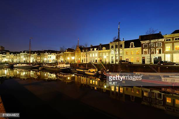 Brede Haven Canal in 's-Hertogenbosch