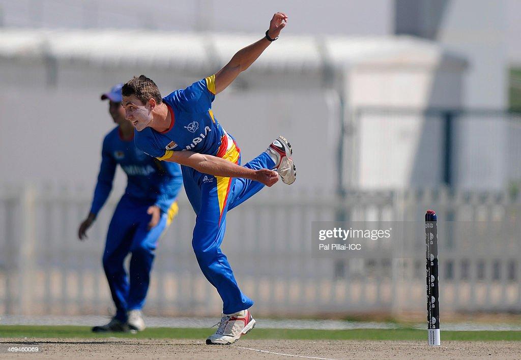 ICC Under 19 World Cup - Australia v Namibia : Foto di attualità