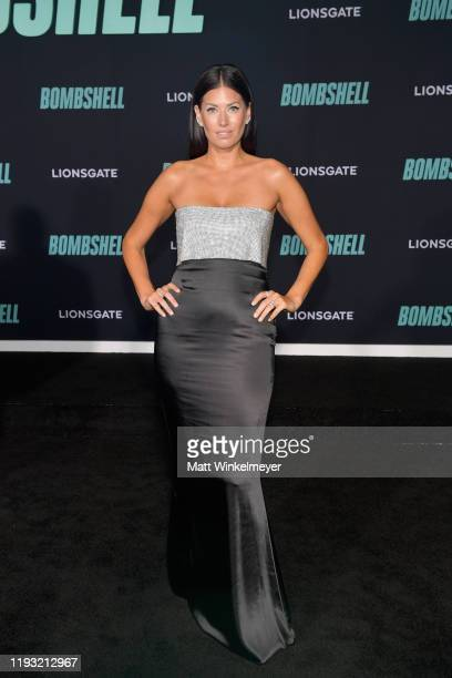 Bree Condon attends a Special Screening of Liongate's Bombshell at Regency Village Theatre on December 10 2019 in Westwood California