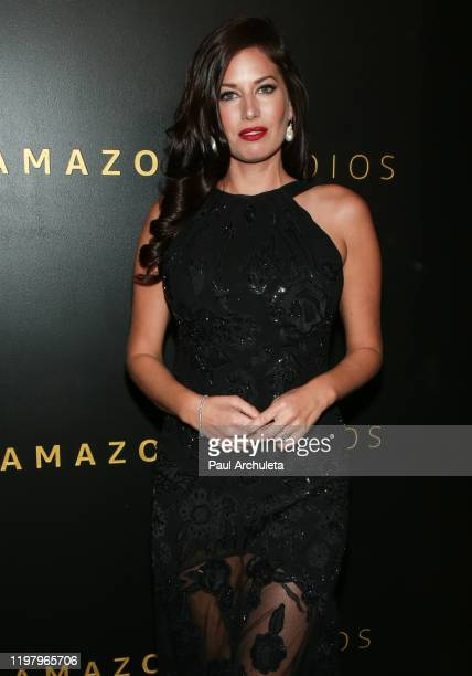 Bree Condon attends Amazon Studios Golden Globes after party at The Beverly Hilton Hotel on January 05 2020 in Beverly Hills California